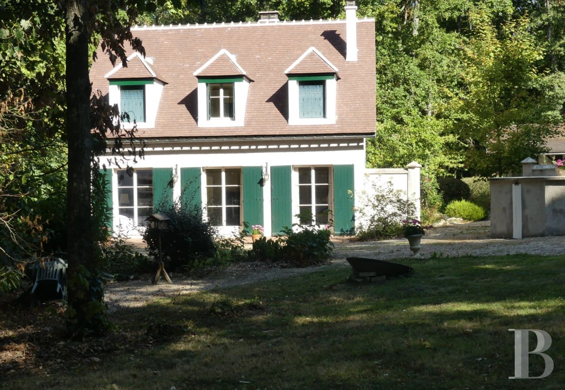 french village houses for sale burgundy   - 7