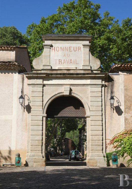 Historic buildings for sale - languedoc-roussillon - Near Montpellier in the midst of the French department of Hérault,  an old, listed Royal clothmaking factory sold in lots