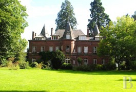 Manors for sale - upper-normandy - In Upper Normandy,-a 19th century chateau