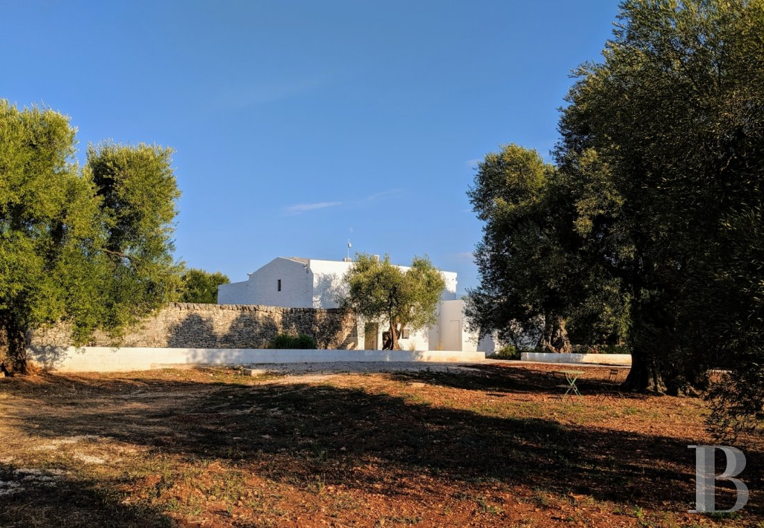 A «masseria» with guest rooms in the middle of an olive grove in Puglia, not far from Ostuni - photo  n°20