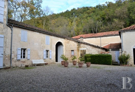 chateaux for sale France aquitaine   - 17