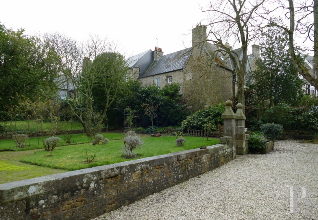 manoirs a vendre basse normandie   - 20