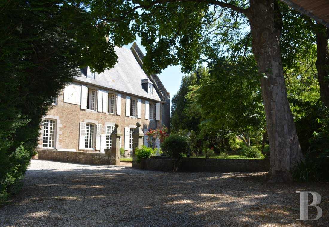 manoirs a vendre basse normandie   - 1