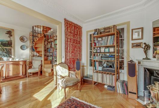 appartements a vendre paris   - 5