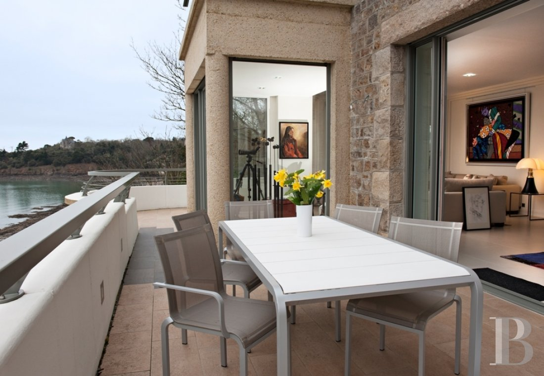 properties with sea view brittany   - 7