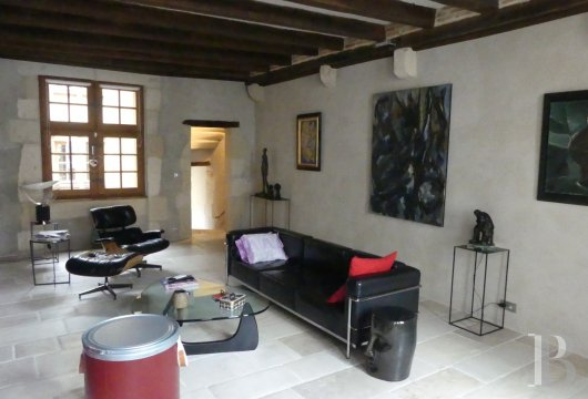 mansion houses for sale France poitou charentes   - 9