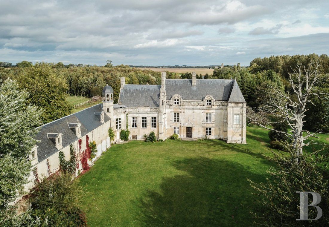 chateaux for sale France lower normandy castles chateaux - 1