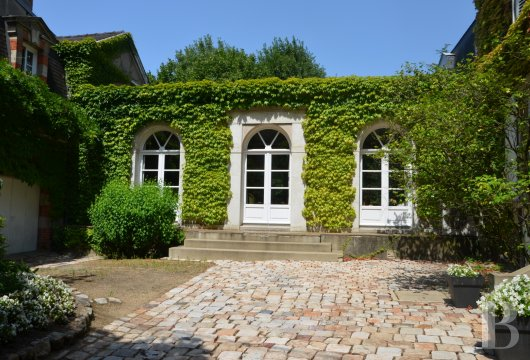 mansion houses for sale France pays de loire   - 4