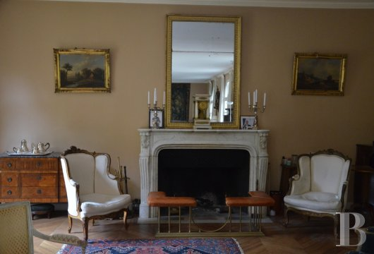 mansion houses for sale France pays de loire   - 8