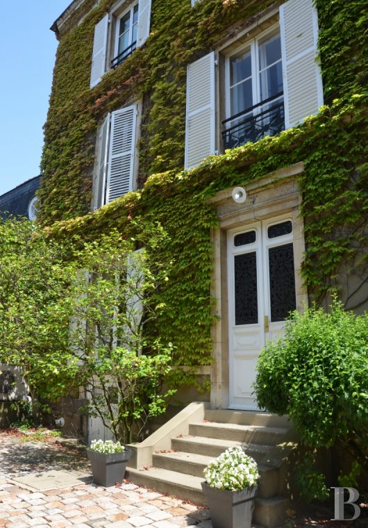 mansion houses for sale France pays de loire   - 2