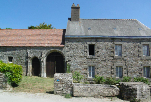 France mansions for sale brittany   - 4