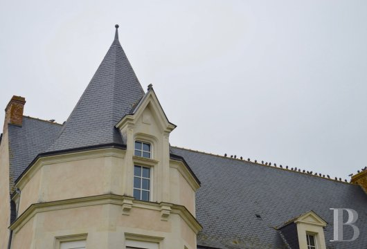 monastery for sale France pays de loire   - 4
