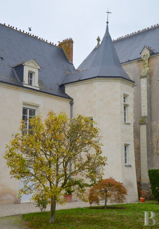 monastery for sale France pays de loire   - 3