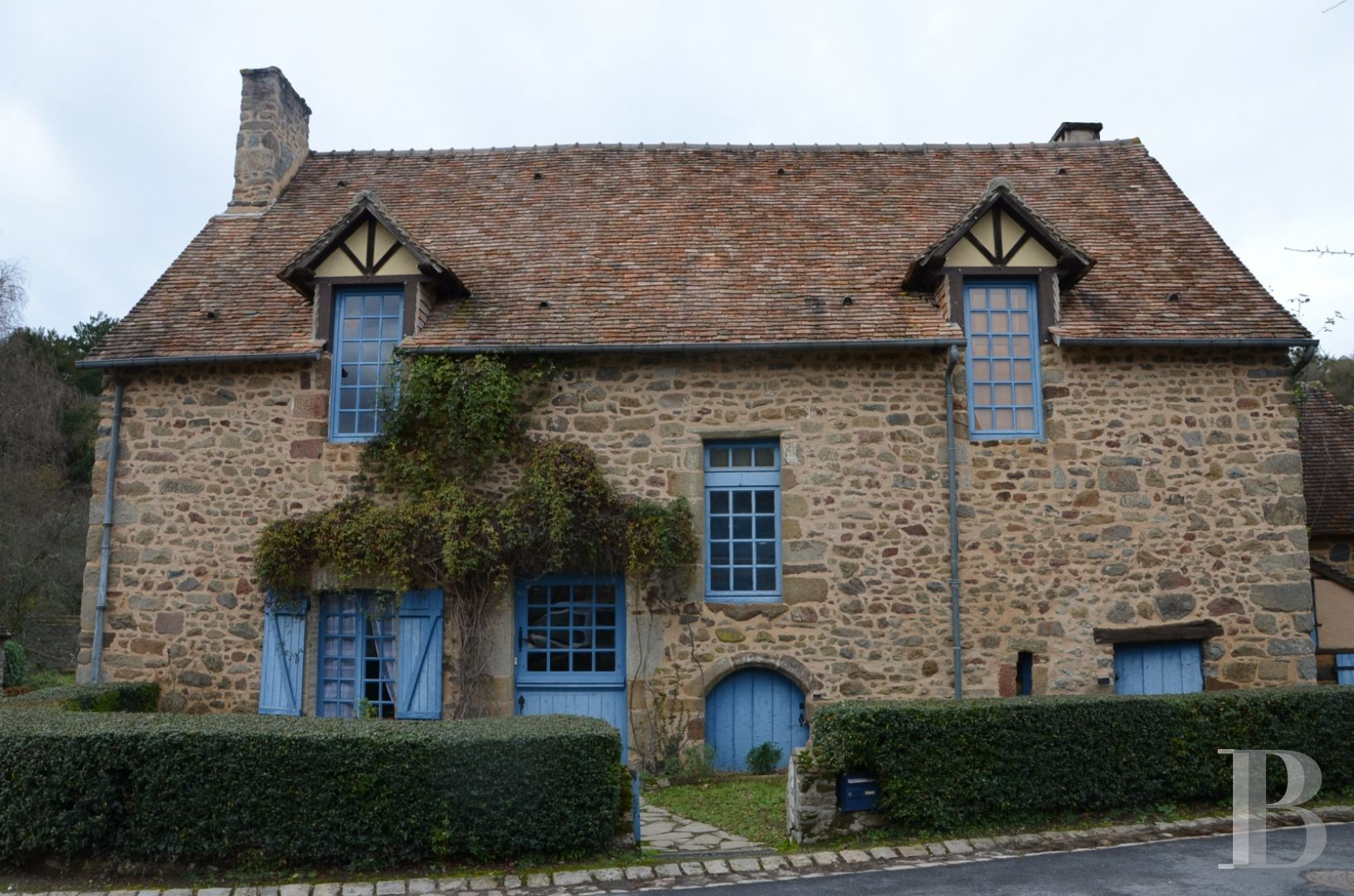 Character Houses For In France Normandy Maine Regiona Natura Park