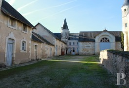 chateaux for sale France center val de loire   - 6