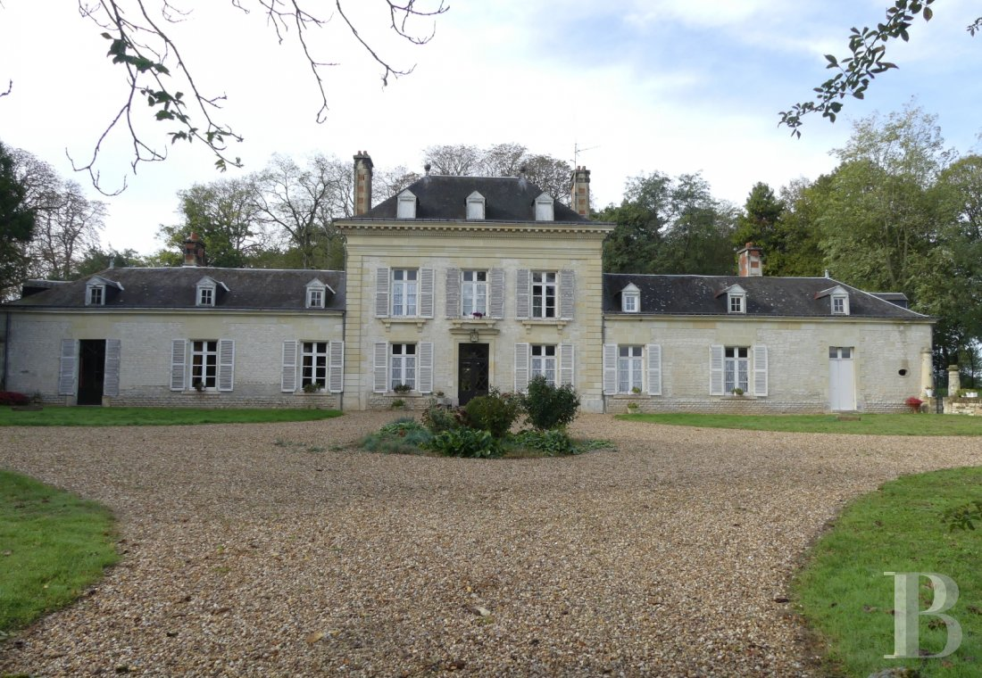 France mansions for sale poitou charentes   - 1