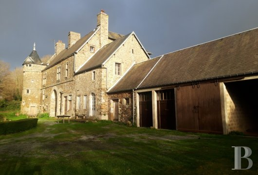 France mansions for sale lower normandy   - 7