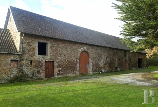 manoirs a vendre basse normandie   - 8