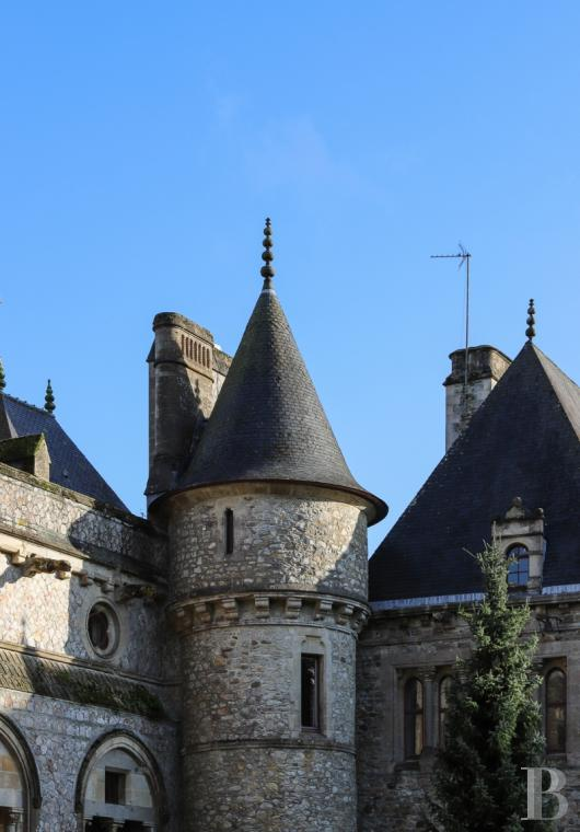 chateaux for sale France lower normandy   - 4