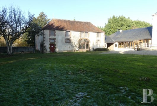 chateaux for sale France burgundy   - 15