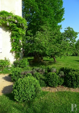 monastery for sale France burgundy property charm - 5