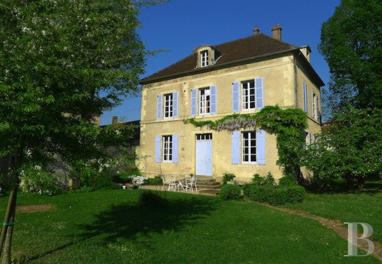 monastery for sale France burgundy property charm - 4