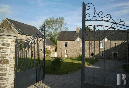 France mansions for sale lower normandy manors for - 3
