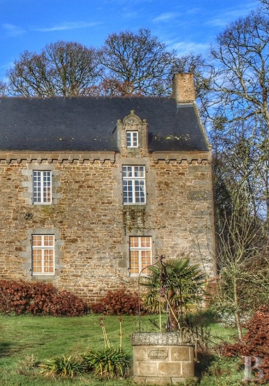 France mansions for sale brittany   - 2
