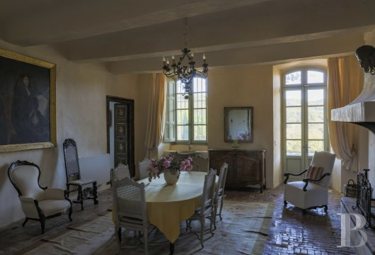 chateaux for sale France provence cote dazur   - 6