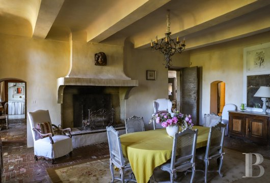 chateaux for sale France provence cote dazur   - 7