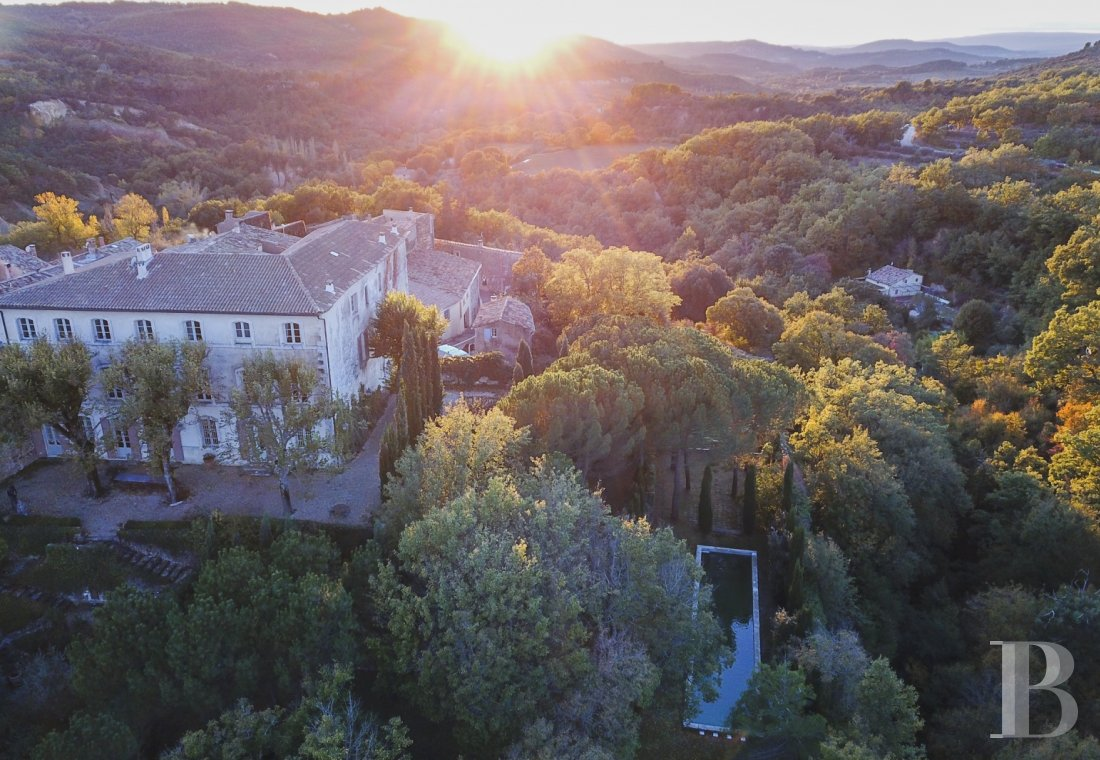 chateaux for sale France provence cote dazur   - 17