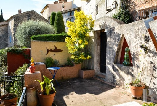 french village houses for sale provence cote dazur   - 7