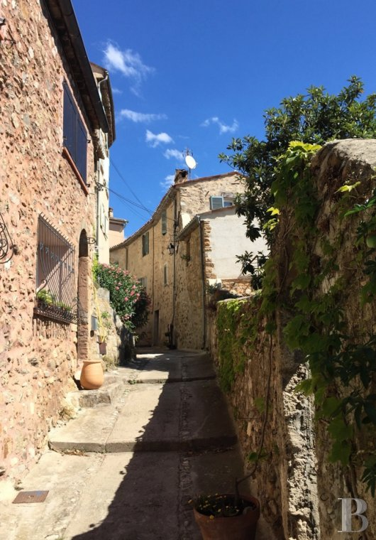 french village houses for sale provence cote dazur   - 6