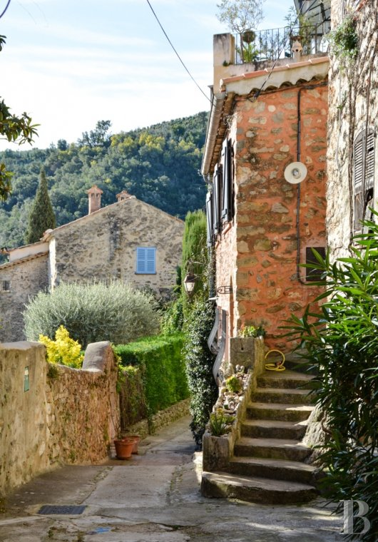 french village houses for sale provence cote dazur   - 3