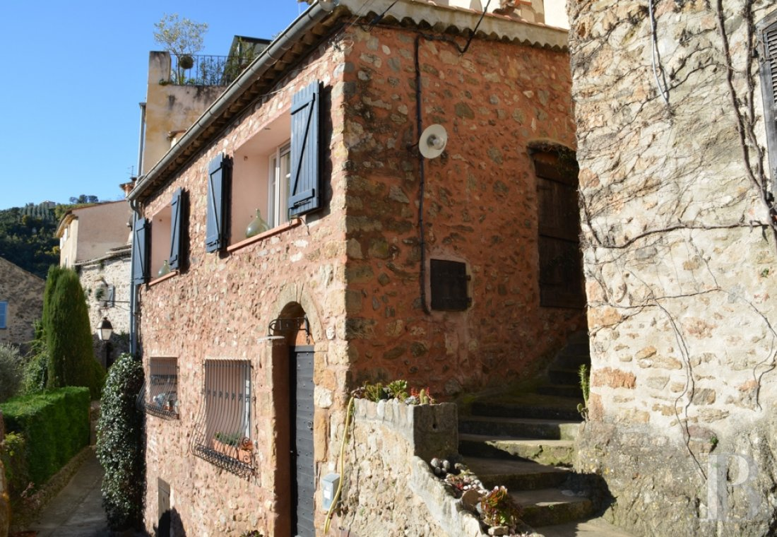 french village houses for sale provence cote dazur   - 1