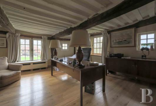manoirs a vendre basse normandie   - 10