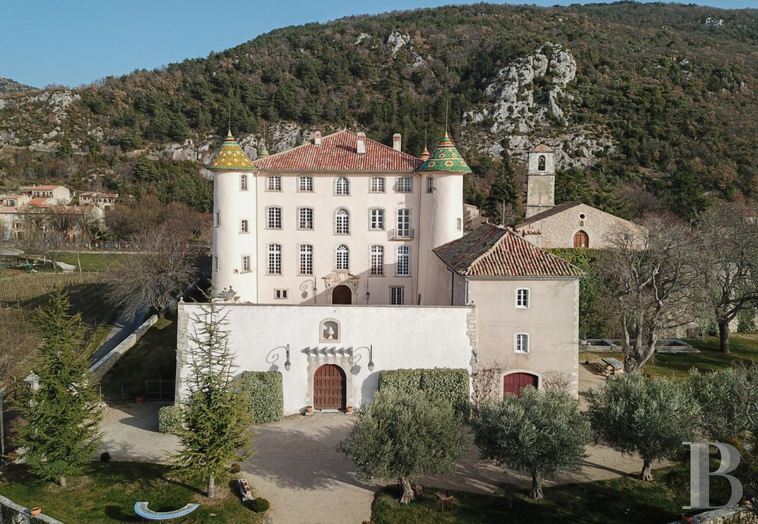 chateaux for sale France provence cote dazur castles chateaux - 1