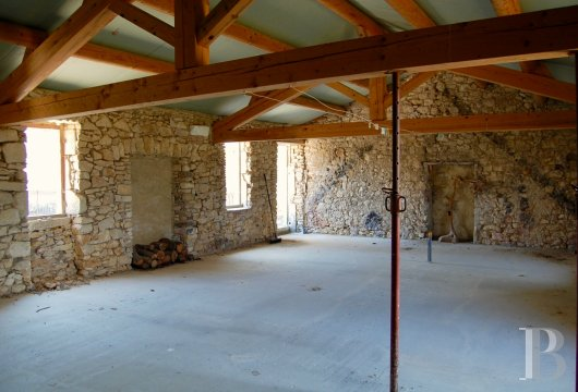 traditional mas house for sale languedoc roussillon   - 11