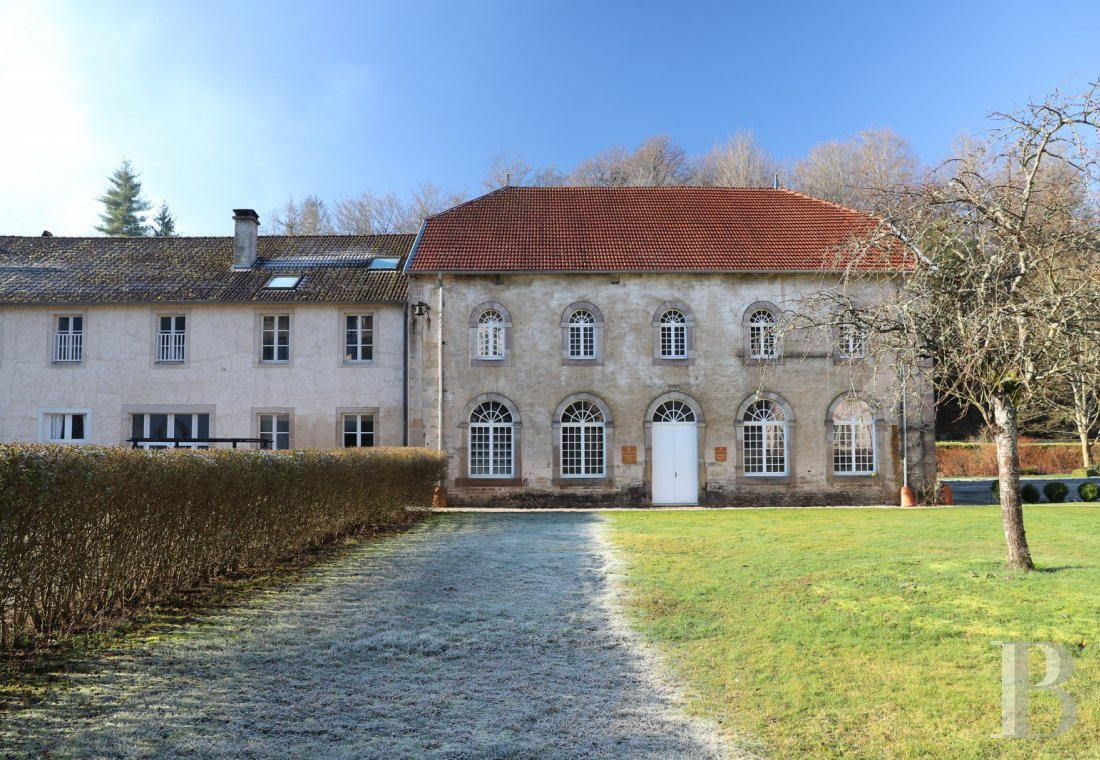 A 18th century royal factory now surrounded by nature between river and forest, to the south of Lorraine - photo  n°13