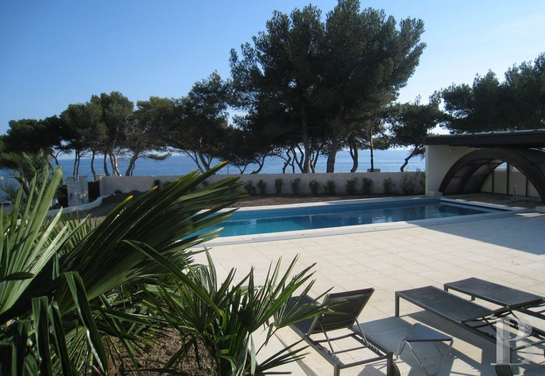 properties with sea view provence cote dazur   - 12