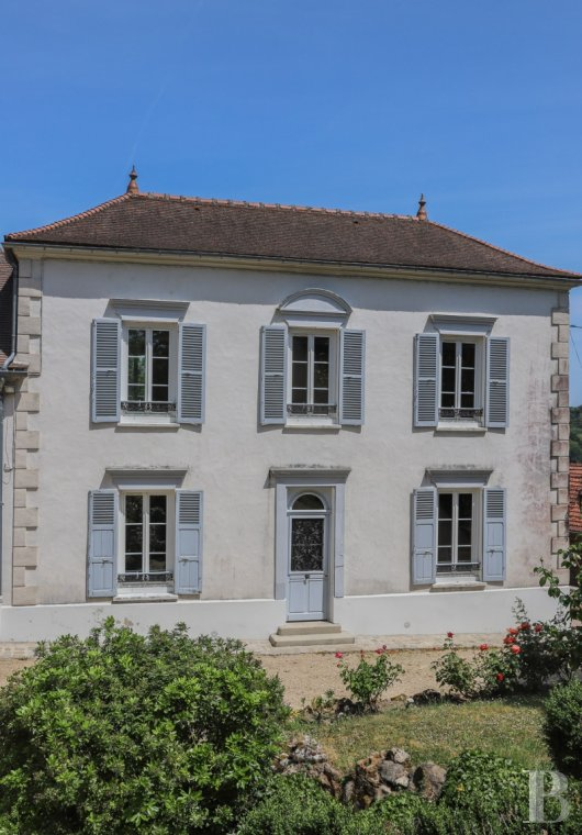 Residences for sale - ile-de-france - 18th century house, 70km from Paris, overlooking the river Marne