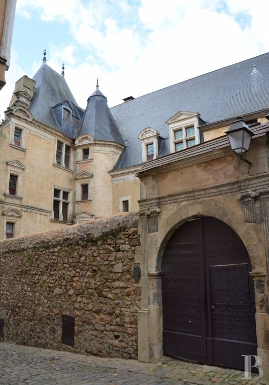 castles for sale France pays de loire   - 1