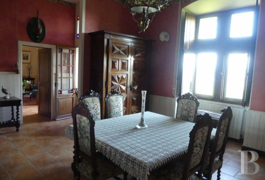 chateaux for sale France midi pyrenees   - 6