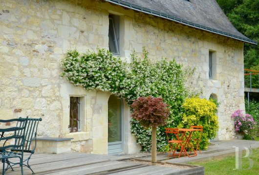 France mansions for sale pays de loire manors for - 4