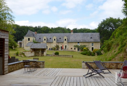 France mansions for sale pays de loire manors for - 3