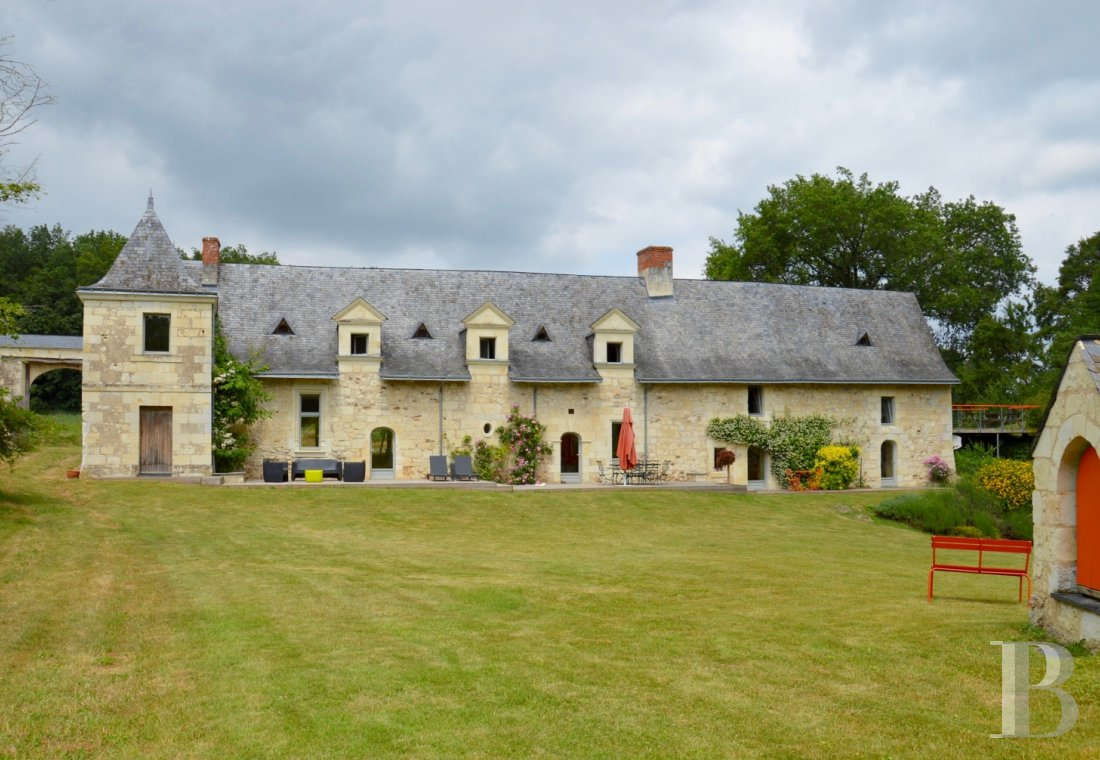 France mansions for sale pays de loire manors for - 1