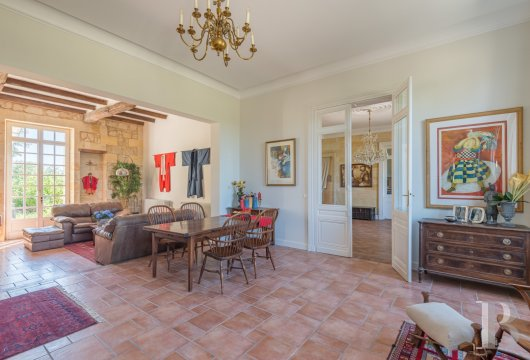 chateaux for sale France aquitaine   - 12