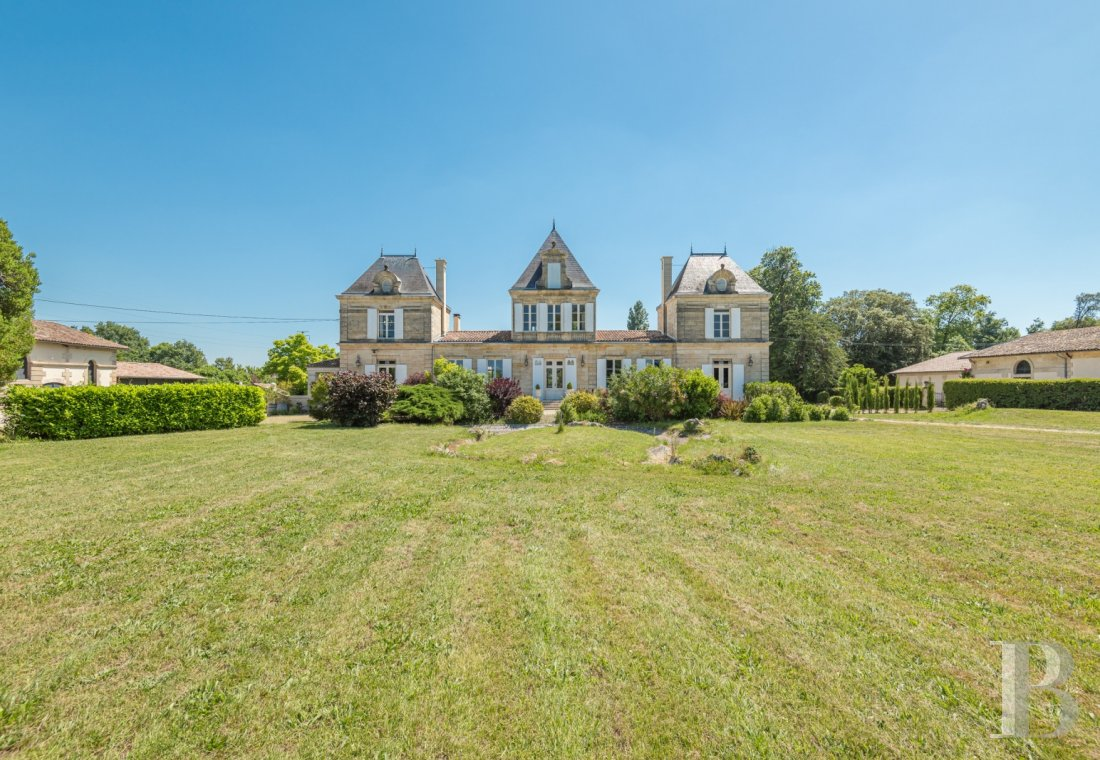 chateaux for sale France aquitaine 4530  - 2