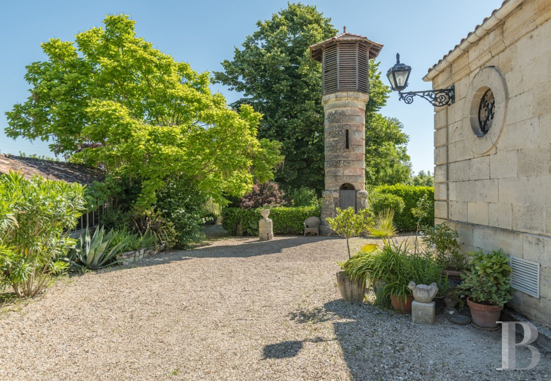 chateaux for sale France aquitaine 4530  - 14