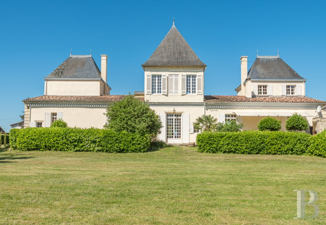 chateaux for sale France aquitaine 4530  - 3